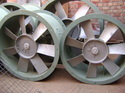 Round Axial Flow Fan
