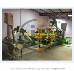 Semi Automatic Cashew Processing Machine