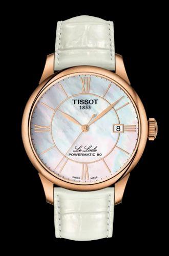Tissot Le Locle Powermatic 80 Lady Watch Sri Krishna Watch Co