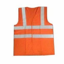 Orange Safety Jacket