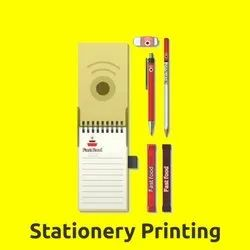 Stationery Products Printing Service