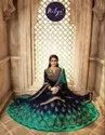 Lt Presents Nitya Vol 139 Designer Suits Lehenga Style Party Wear Suits Collection