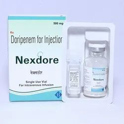 Doripenem For Injection 500mg