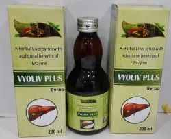 A Herbal Liver Syrup With Additional Benefits Of Enzyme