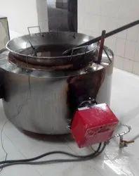 Stainless Steel Batch Fryer