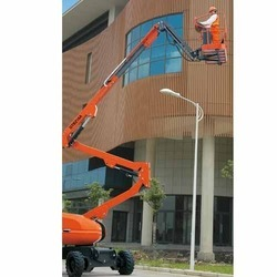 Jet Self-Propelled Articulating Boom Lift