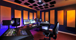 Acoustic Music Recording Studio Setup Service