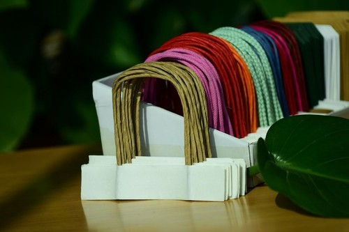 Twisted Paper Ropes And Handles Twisted Paper Rope