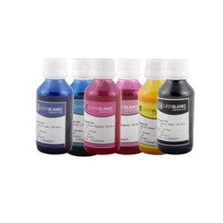 100 ml Set of 6 Sublimation Inks