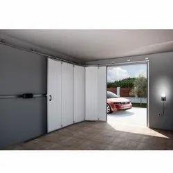 Steel Sectional Garage Door