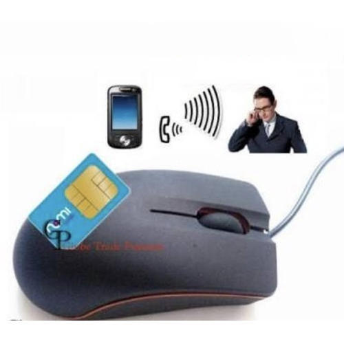 Spy Mousesafetynet Mini Pc Usb Mouse Spy Gsm Bug Sim Card Audio Monitor  Listening Device