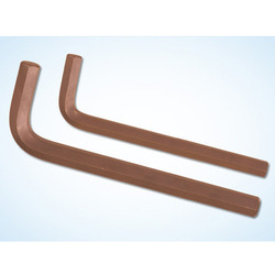Allen Keys (inch Sizes) Brown Finish