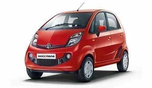 Tata GenX Nano Car