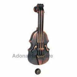 Violin Brass Door Knocker