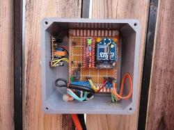 Swimming Pool Control Panel