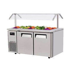 Stainless Steel Counter Salad Bar