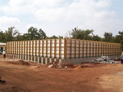 Large Water Tanks