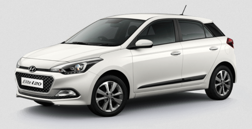 Hyundai Elite I20 Car