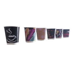 250 ML Double Wall Paper Cups