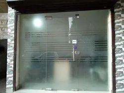 Transparent Tuffen Glass