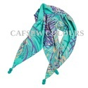 Printed Poly Crepe Scarves