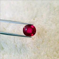 Natural RED Manik Gemstone
