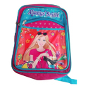 Polyester Kids Barbie School Bag