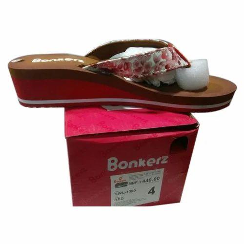 Bonkerz Ladies Slipper, Size: 4, Rs 499