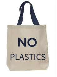 100% Recyclable - Multipurpose Shopping Bag