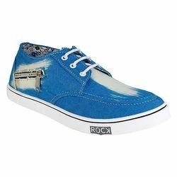 Denim Men's Casual Shoes
