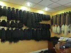 Indian Human Hair Extensions Nail Tip Hair King