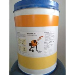 BASF Masterpel 777 Mortar and Concrete Admixture