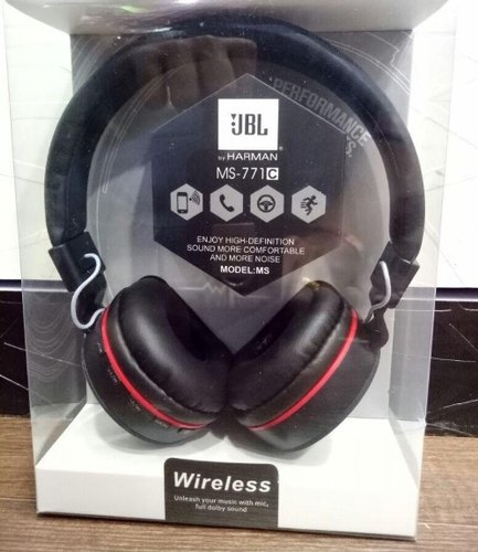 Jbl Ms 771c Bluetooth Headphone