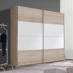 Brown Wooden Modern Door Wardrobe & Wooden Cabinets u0026 Wardrobes Manufacturers Suppliers u0026 Dealers in ...