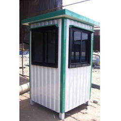 Gate Security Cabins