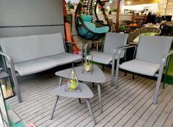 Innova Almn Sofa Set