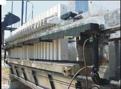 Automatic Membrane Filter Press, <100 m2, 1000-2000 litres/hr