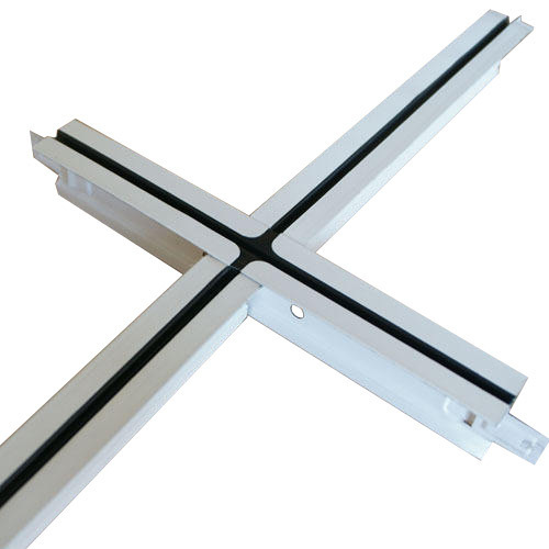 Steel Stainless Steel Fut Grid Ceiling Channel Rs 225