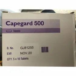 Capegrad 500 Tablets