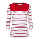 Ladies Striped T- Shirt