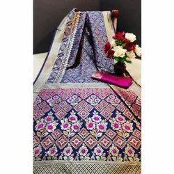 Festive Wear Weaving Banarasi Silk Saree