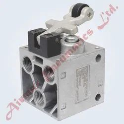 5/2 Way Poppet Type Roller Valve
