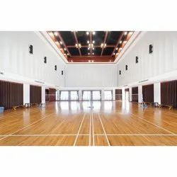 Brown Sports Flooring Services