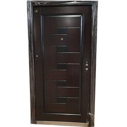 Single Steel Entrance Door