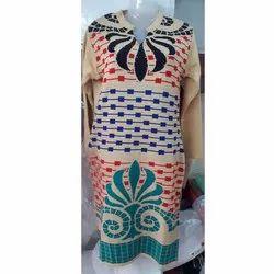 Diksha Casual Wear Fashionable Woolen Kurti, Machine wash