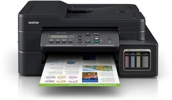 Brother T710W Inktank Refill System Printer with Wireless and Automatic Document Feeder Printing