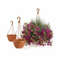 Brown Hanging Pot