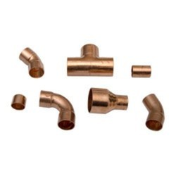 Copper Pipes Fittings