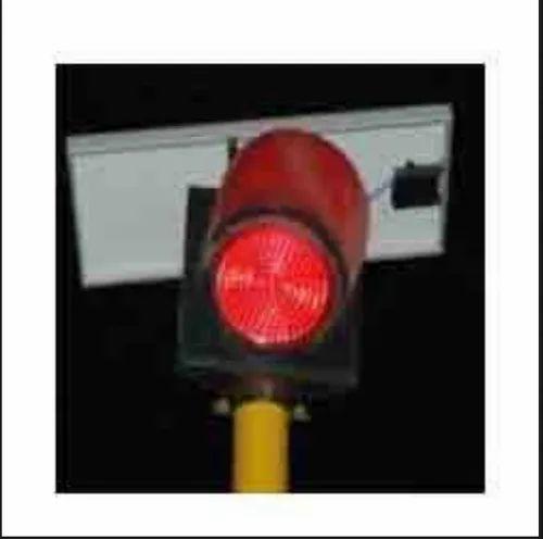 Solar Traffic Blinker   Nideeshwaram Power Corporation Pvt