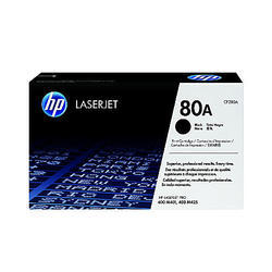 80A HP LaserJet Toner Cartridge